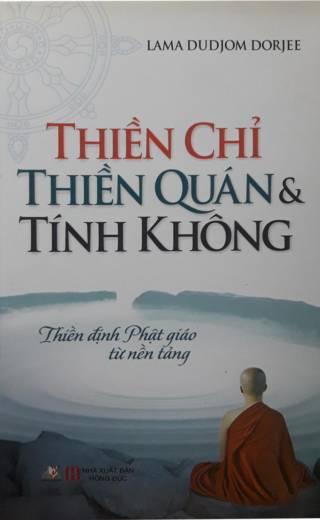 Thiền Chỉ, Thiền Quán và Tính Không
