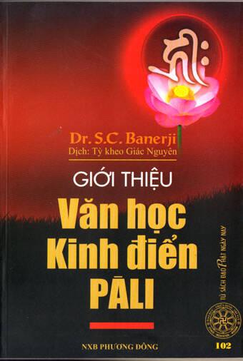 Gioi-thieu-van-hoc-kinh dien Pali